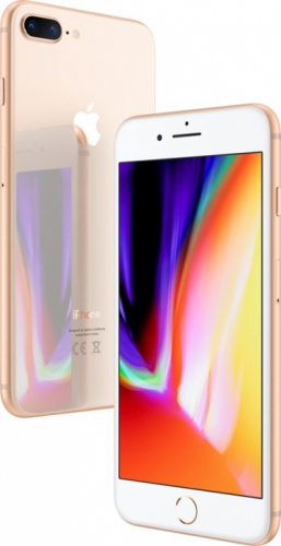 Apple iPhone 8 Plus 256GB (золотистый)