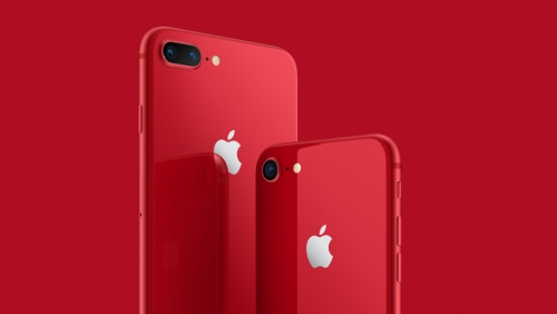 Apple iPhone 8 Plus 256GB (PRODUCT)RED (красный)
