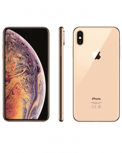 Смартфон Apple iPhone XS Max 64GB (золотистый) xsm-64g