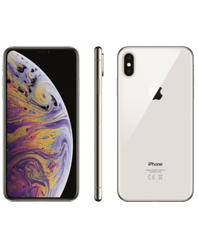 Смартфон Apple iPhone XS Max 256GB (серебристый) xsm-256w