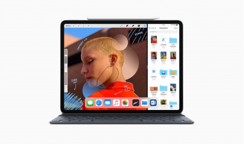 Планшет Apple iPad Pro 12.9 Wi-Fi 256GB 2018 MTFN2 (серебристый)