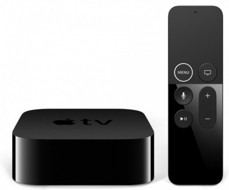Медиаплеер Apple TV 4K 32Gb MQD22 USA