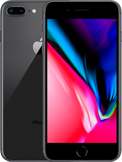 Apple iPhone 8 Plus 64GB (серый космос)